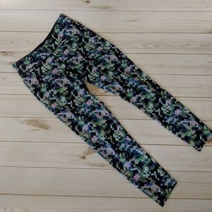 Adidas Climalite Pixel Yoga Workout Legging